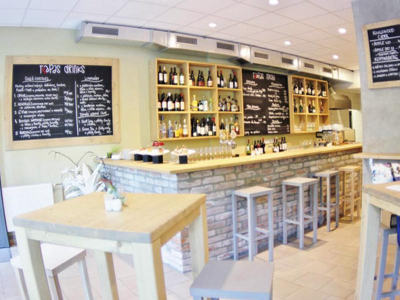 Trapas bar Brno