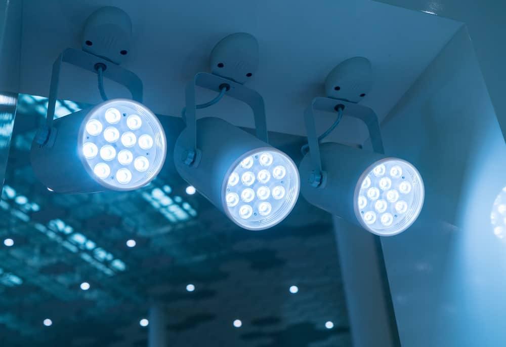 Osvětlení na bázi LED