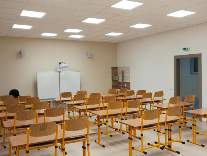 Střední průmyslová škola stavební a Obchodní akademie arch. Jana Letzela, Náchod