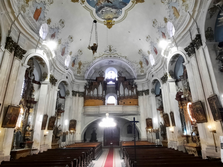 Kostel Budišov nad Budišovkou