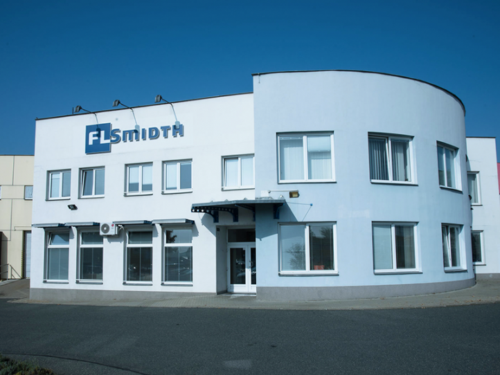 FLSmidth s.r.o., Brno