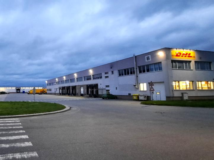 DHL Supply Chain s.r.o., Loděnická, Pohořelice