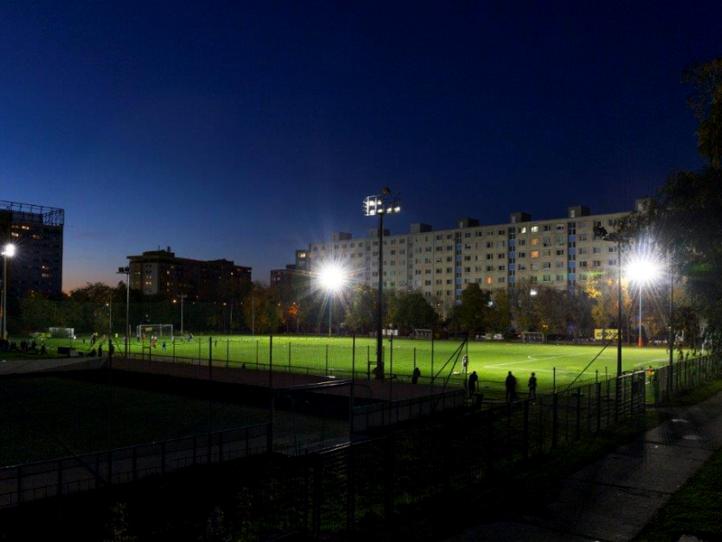 Fotbalové hřiště Petržalka