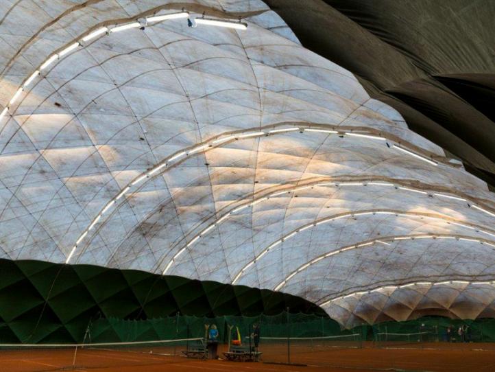 """Tennis Hall """"Mladá Garda"""" Bratislava"""