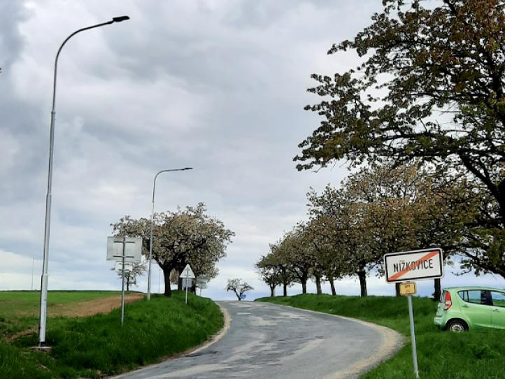 Obec Nížkovice