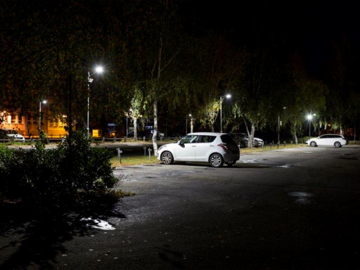 Parkoviště Apores