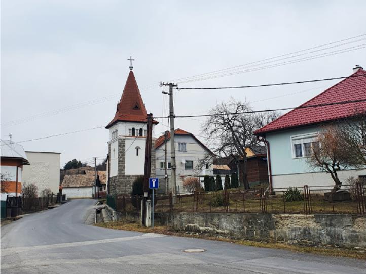 Město Zvolen, městská část Zolná a Lukové